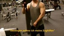 Rücken und Bizeps Training für einen Monströsen Rücken und einen Ausgeprägten Bizeps