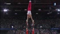 ChE gymnastique artistique 2015 - finales par appareil, 19 avril, barres parallèles