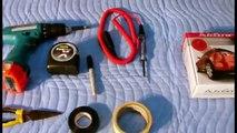AutoSonar Reverse Backup Sensors Installation 01