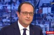 François Hollande : «Marine Le Pen parle comme un tract du PCF des années 70»