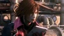 FF7 Crisis Core: Angeal vs. Genesis vs. Sephiroth (English)