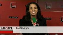 """Le Billet de Sophia Aram : """"Avec un viol toutes les 8 minutes, il serait temps de refuser d'être traitées comme des chiennes"""""""