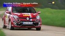 Renault Twingo R1 Trophy Suisse, Championnat Suisse Rallye Juinor @ Critérium Jurassien 2013