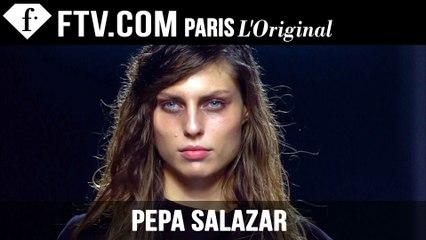 Pepa Salazar F/W 2015-16 Runway Show | Madrid Fashion Week | FashionTV