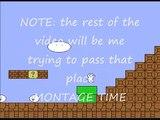 """Cat Mario  """"The Rage Game"""""""