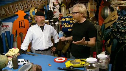 Mythbusters | Crash Force