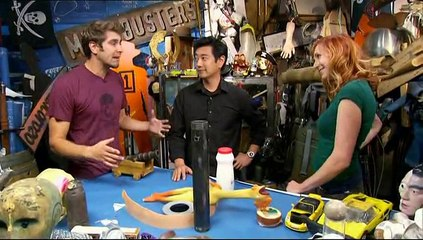 Mythbusters | Leather Cannon