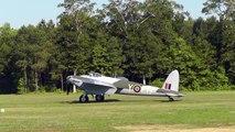 de Havilland Mosquito at the Military Aviation Museum