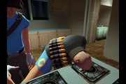 Team Fortress 2: Moments with Heavy - Heavy Has His Christmas Feast