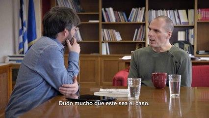 Varoufakis- 'Quien juegue con la idea de amputar la eurozona está jugando con fuego' - Salvados
