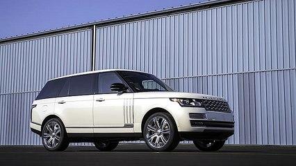 Traum SUV´s: 45 Jahre Range Rover