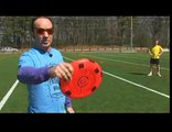 Freestyle Frisbee Throws & Tricks : Freestyle Frisbee: Under the Leg Throw