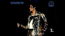 Michael Jackson HIStory World Tour Bucharest - Stranger In Moscow (Remastered) (HD)