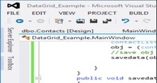WPF, DataGrid and Microsoft Reports