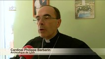 Le cardinal Barbarin face à la situation des migrants à Lyon