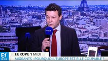 "Migrants : ""l'Europe doit faire beaucoup plus"""
