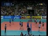 Mondiali Volley 2002 - Finale Italia-Usa 5°Set