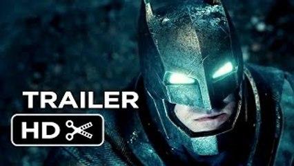 Batman VS Superman - Dawn of Justice - Official Trailer in HD