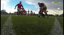 Corner Post Cam - Fox Sports gets you closer to the game