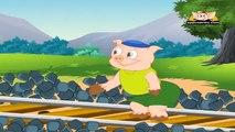 Nursery Rhymes in Hindi - Piggy Khada Tha - Nursery Rhyme