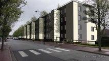 Rénovation énergétique de logements sociaux à Dieppe