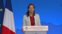 500 territoires à énergie positive pour la croissance verte et pour le climat, discours de Ségolène Royal