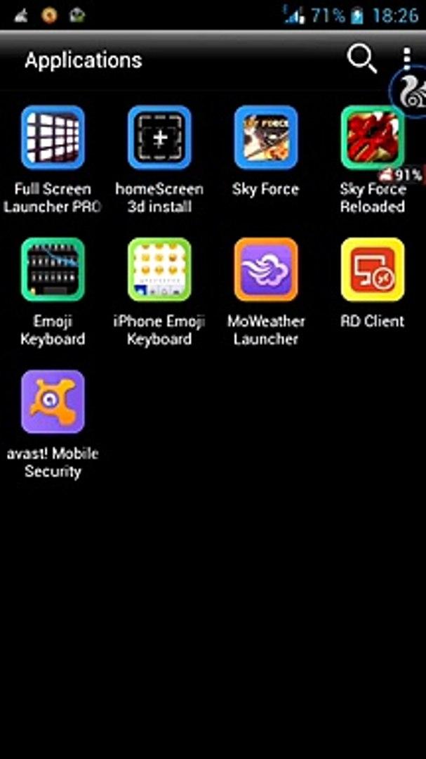Avast Mobile Security and Antivirus v3 0 7550 Premium