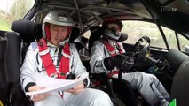 Rallye - ChF - Lyon-Charbonnière : Résumé de la 1ère étape