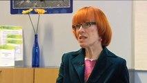Marja-Liisa Mankan haastattelu Turun ammattikorkeakoulussa 2 3 2010