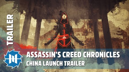 Assassin's Creed Chronicles - China Launch Trailer
