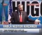 Nestor Kirchner - Que Te Pasa Clarin, te molesta este video? borrame esta!!!