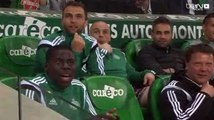 Charity match - Zidane, Ronaldo and Friends v. ASSE All Stars 7-5 Okocha great skill and goal