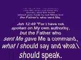 JESUS; Prophet or God? Son of God or Son of Man?
