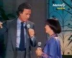 Mireille Mathieu et Julio Iglesias - Que Reste-t-il De Nos Amours, La Vie En Rose (Numéro Un Julio Iglesias, 22.12.1981)