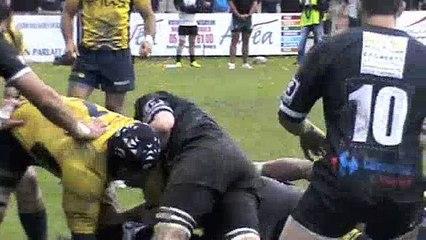 Rugby : Trophée Jean Prat : Bagnères/Nevers