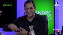 ANDROMAG S02E17 : Huawei P8, P8 max, Talkband B2, LG G Flex2