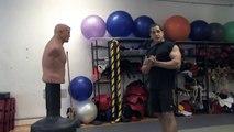 Martial Arts Techniques : Kickboxing Techniques