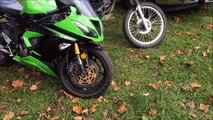 Kawasaki Ninja ZX6R 636, Kawasaki Klr 250: Update 10-19-14