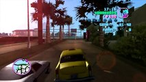 GTA Vice City - gameplay on Xbox 360