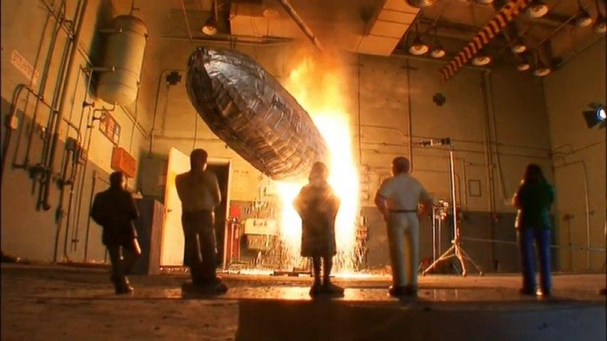 Mythbusters | Hindenburg Mystery