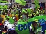 Oficialismo y oposición preparan las marchas para el 1 de Mayo