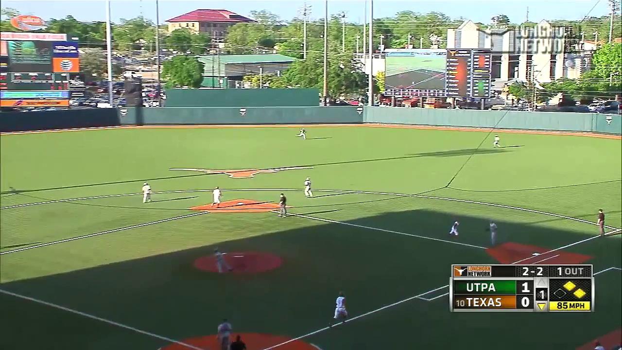 Baseball highlights: UTPA [April 22, 2014]