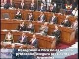 """Cristina Fernández recibe las llaves de la ciudad e insiste en que """"desagravio"""" no fue protocolar"""
