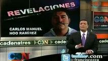 ¡ENTÉRATE! El Cóndor revela aliados y enemigos de El Chapo y estructura del cártel de Sinaloa