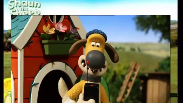 Shaun The Sheep   In the Doghouse