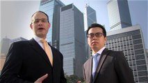 JLL Property Hong Kong NewsWire: Laurens Chan and Adrian Tang with klibaner about new office space for rent in Hong Kong