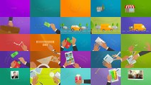 After Effects Project Files - Explainer Video Templates Hands - VideoHive 9144834