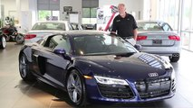2014 Audi R8 V10 | Review | Test Drive | Audi R8 | Continental Audi