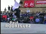 Paul Rodriguez vs Arto Saari in SKATE