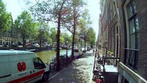 Amsterdam City Time Lapse 2013 GoPro Hero (Holland / Netherlands)